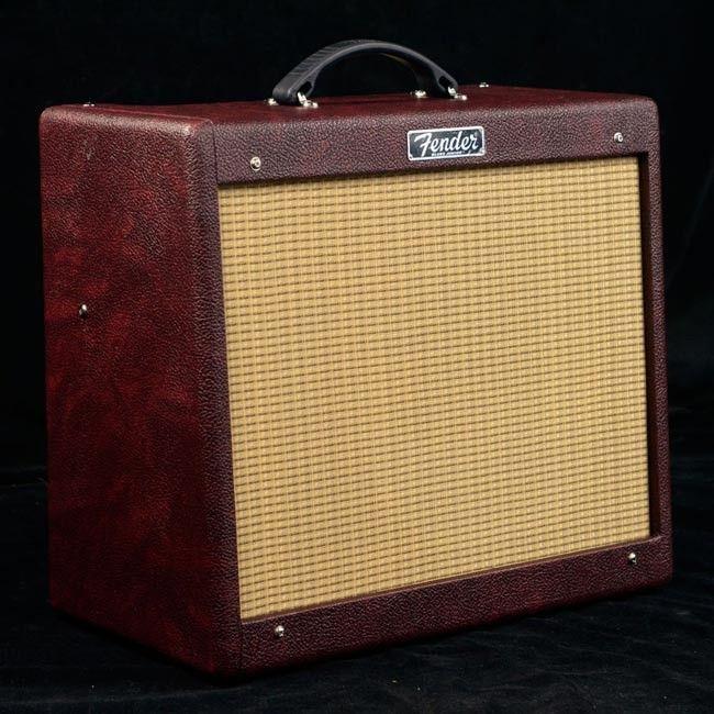 Fender Blues Junior III Limited Edition Bordeaux Blues | Amps, 2019