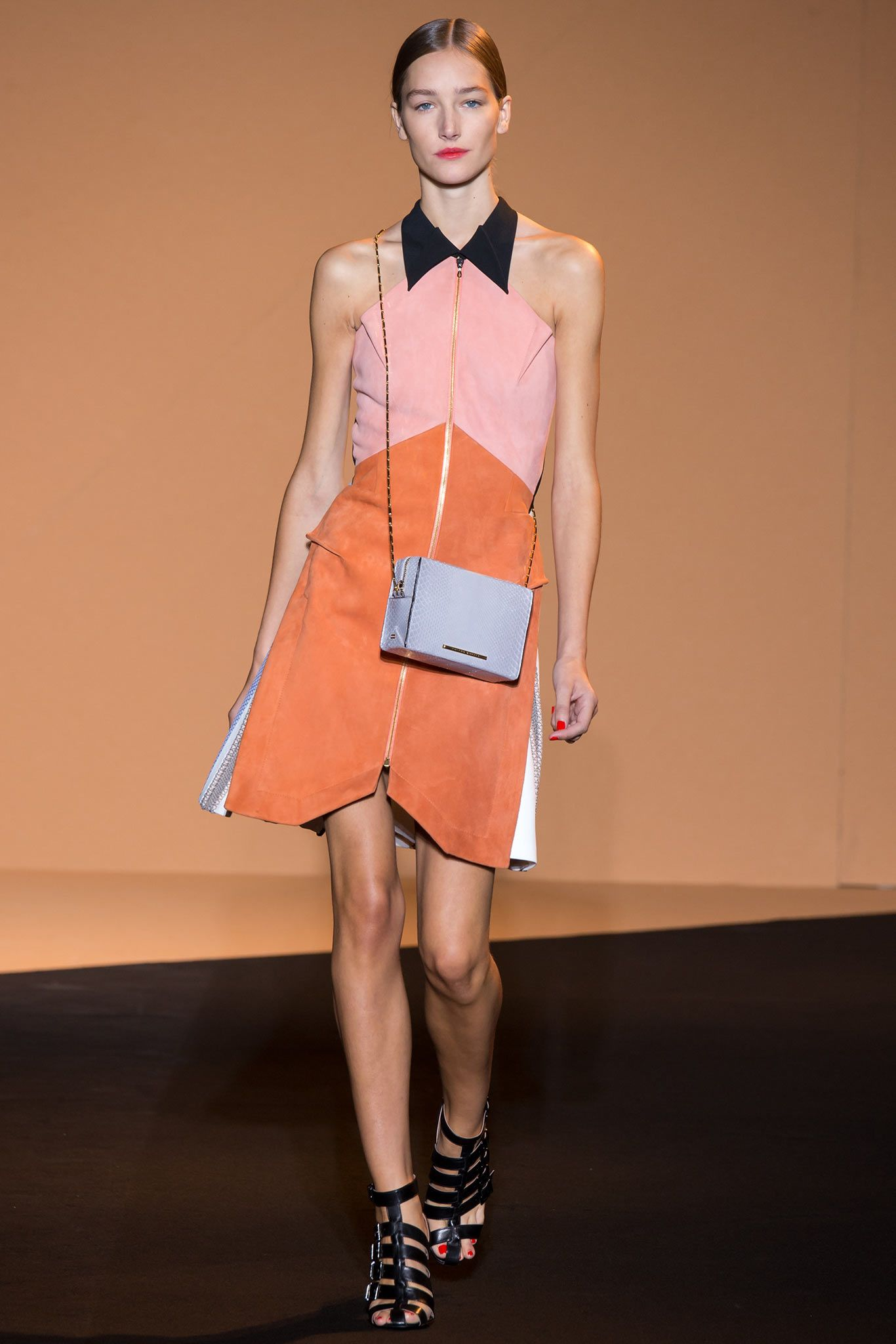 Roland Mouret Spring 2015 Ready-to-Wear