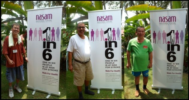 Nasam S World Stroke Day Partnership With Peoplegiving World Stroke Day Walking For Health Day