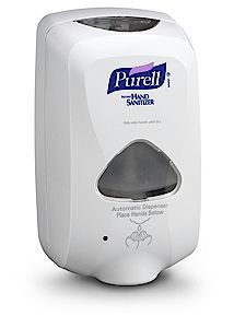 Gojo Tfx Purell Automatic Foaming Hand Sanitizer Dispenser