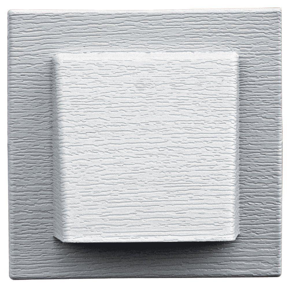 Builders Edge 140110774001 Fiber Cement 4 Hooded Vent 001 White Click Image For More Details Fiber Cement Builders Edge