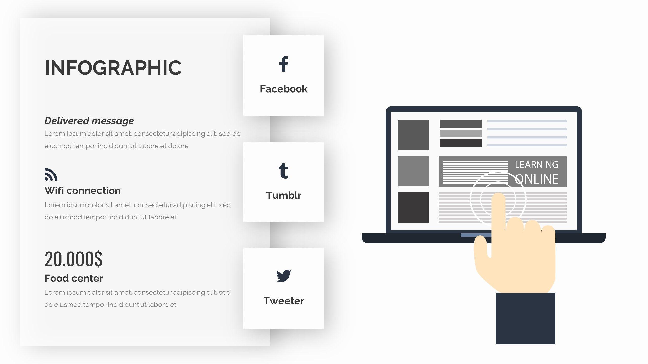 Futone Creative Design Google Slide Template Design Creative