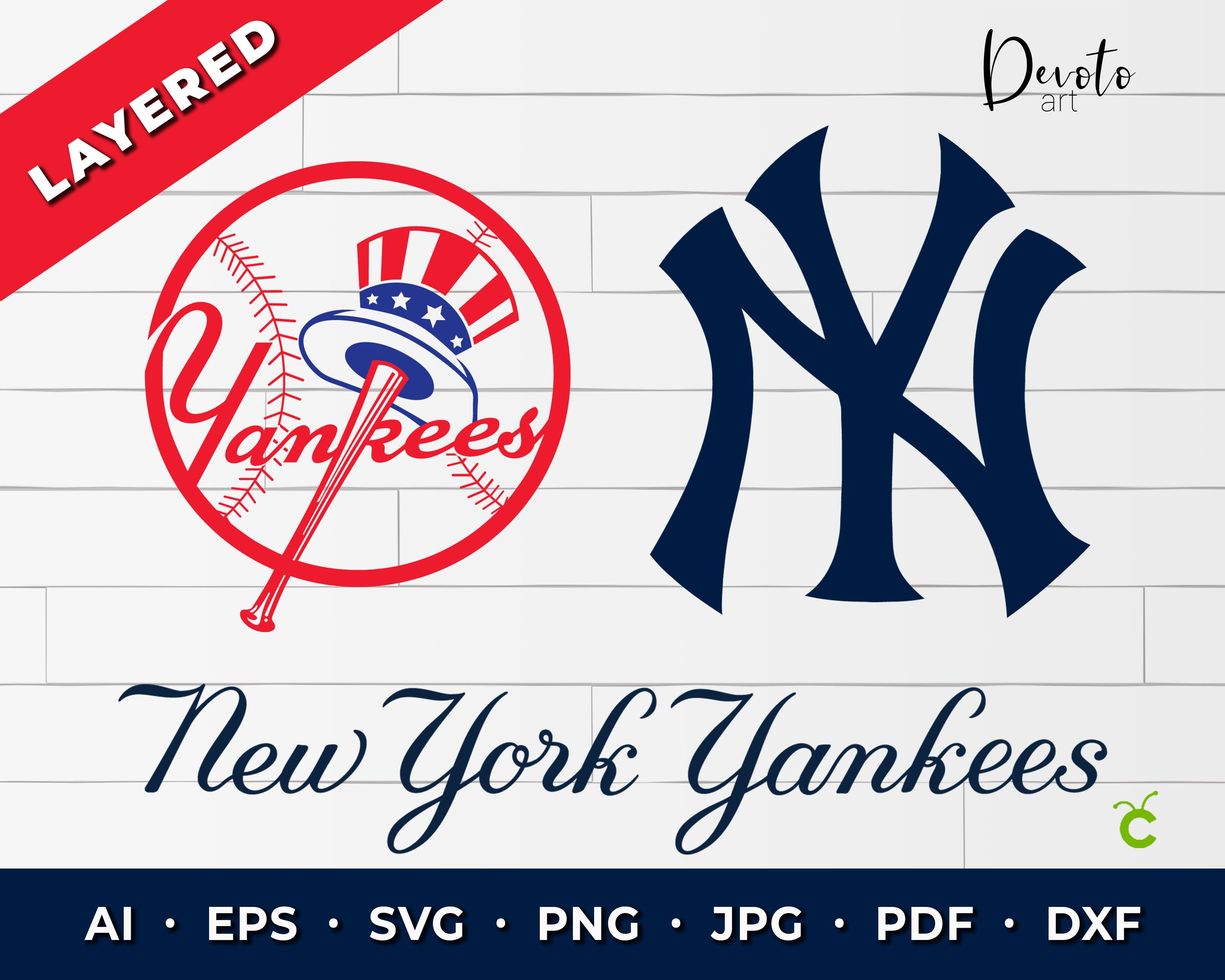 New York Yankees Svg 3 Pack New York Yankees Logo New York Yankees Svg For Cricut New York Yankees Baseball Mlb In 2020 New York Yankees New York Yankees Logo Yankees