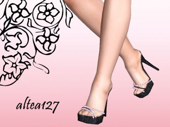Sims 3 Finds - Beatrice Shoes by Altea127 at A e B Sims 3 Sims 3 - new sims 3 blueprint mode