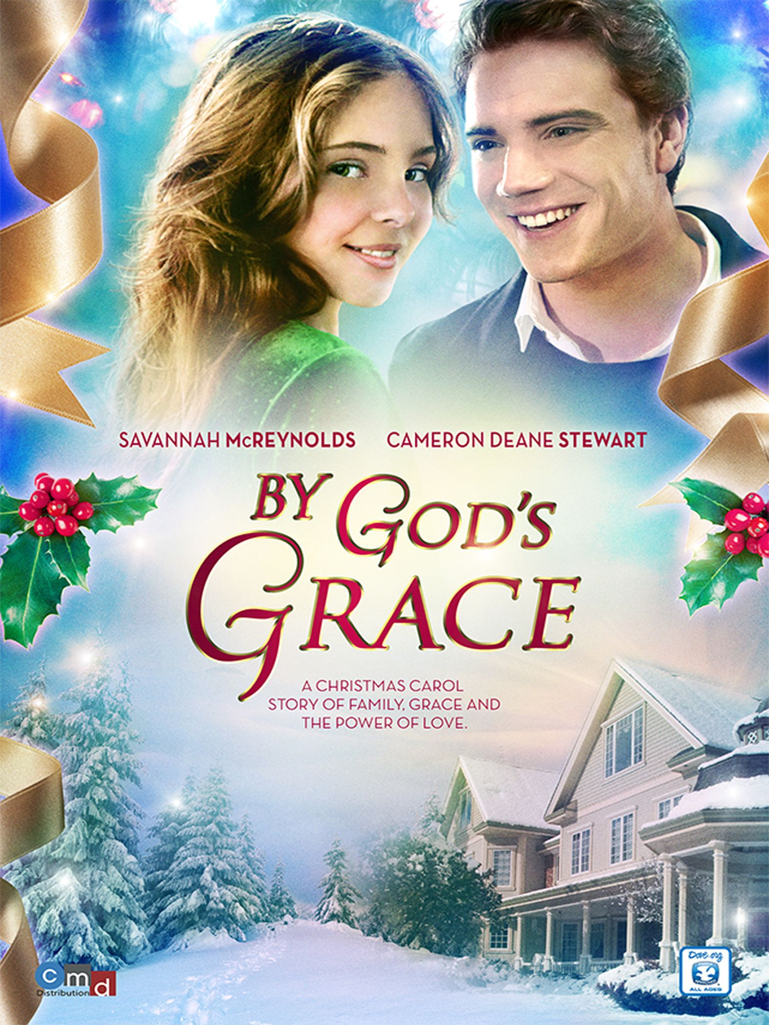 New Christian film from CMD Distribution Inc available on