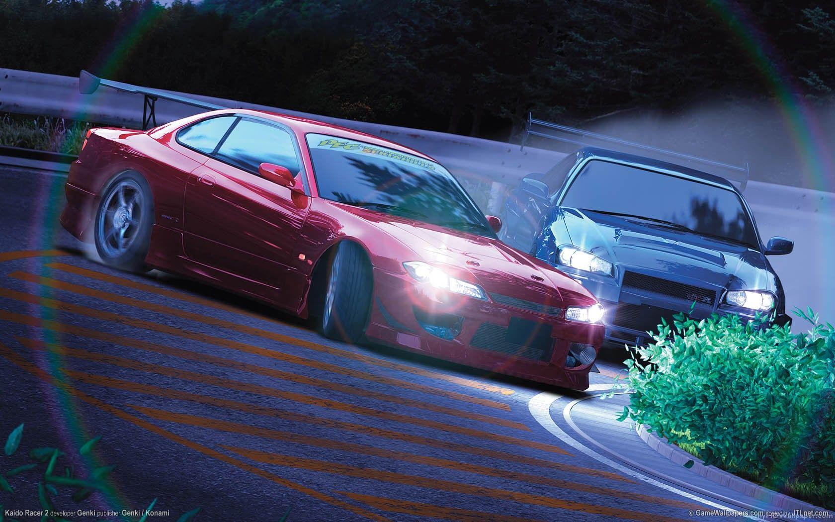 Google themes cars - Drift Battle Google Backgrounds Nissan Themes