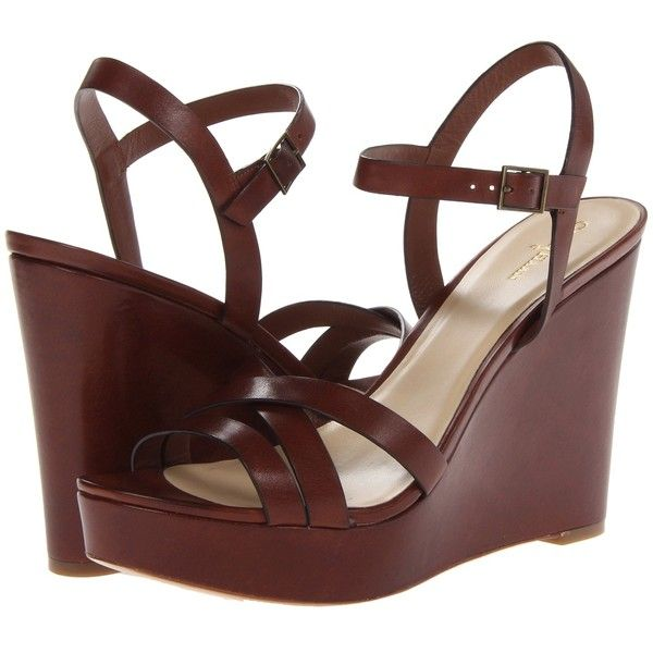 Womens Sandals Cole Haan Melrose Wedge Sequoia Calf