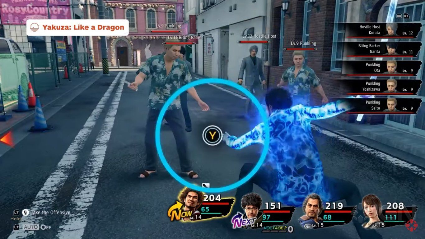 Sega Has Released A New Yakuza Gameplay Like A Dragon The Game Is The Seventh Installment Of The Saga And Features A New Protagonis In 2020 Gameplay Sega Team Games