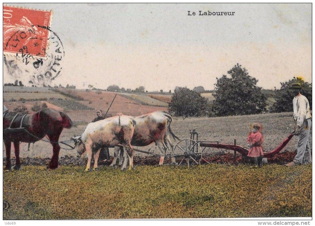 Cartes Postales / laboureur - Delcampe.fr | Carte postale, Postale, Cartes postales anciennes