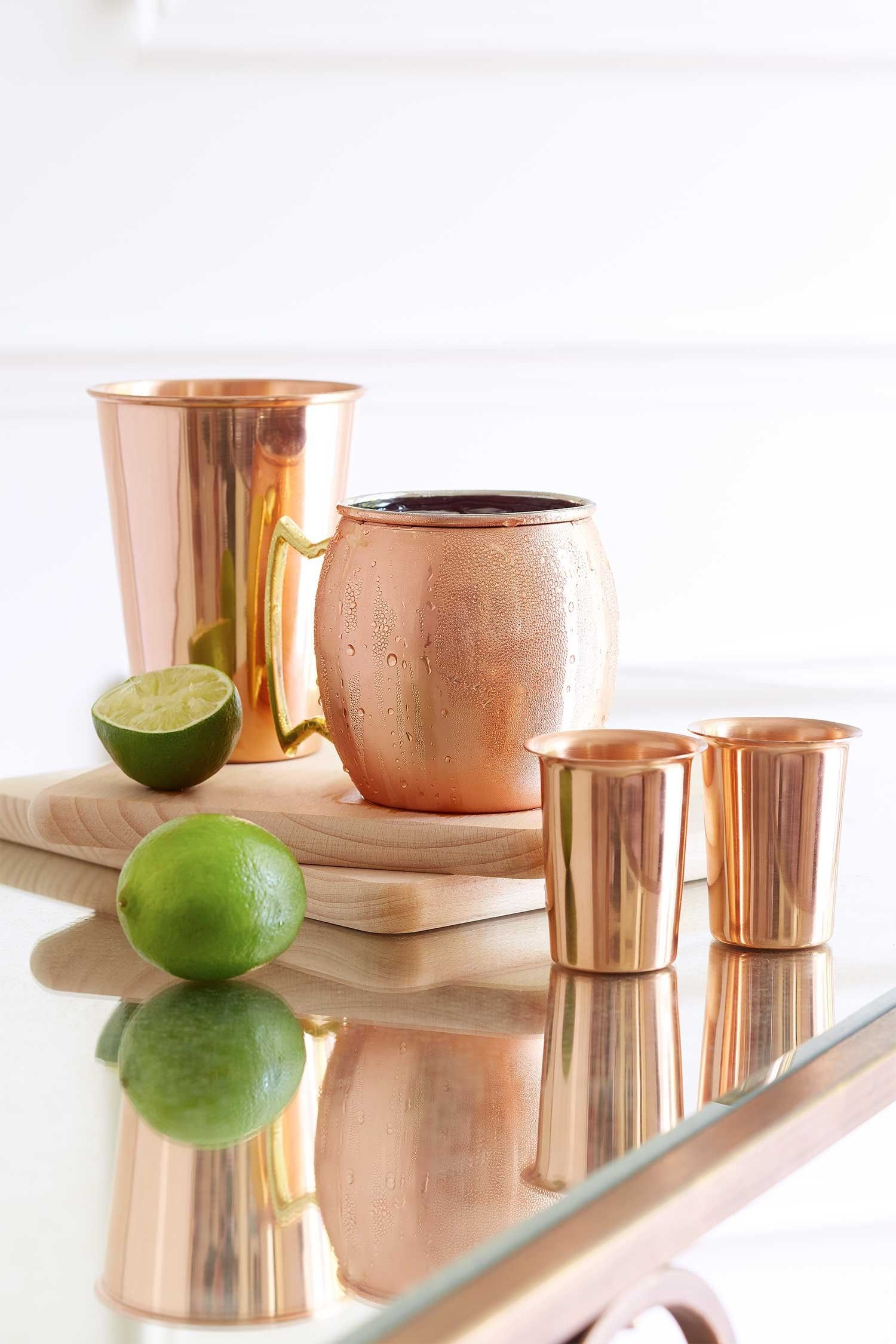 Copper Barware Collection from £24 00 Dream house