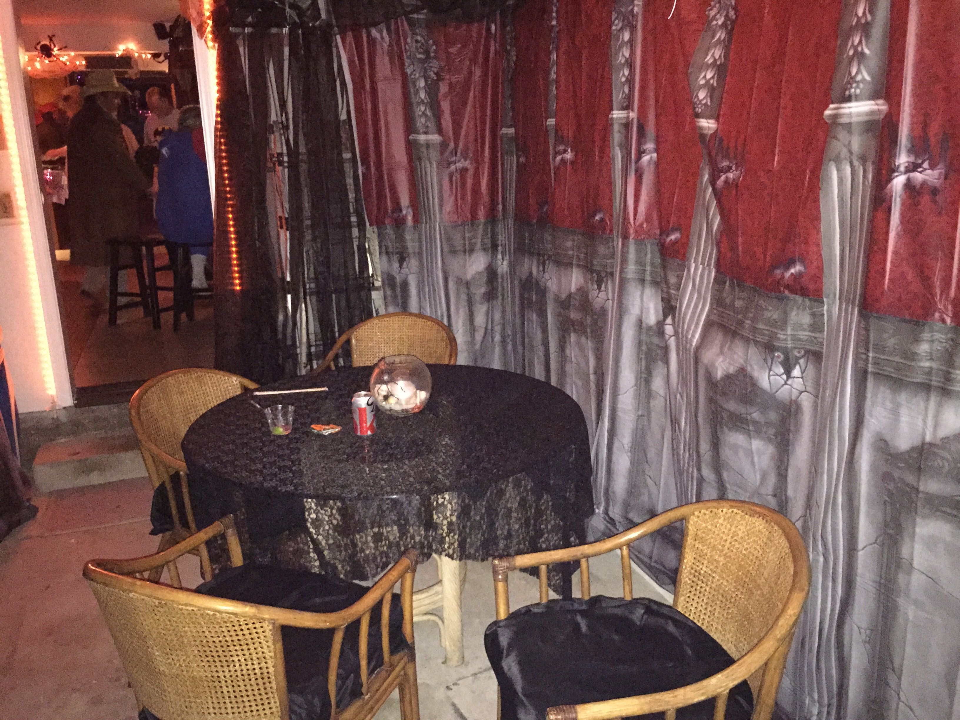 Decorating #Halloween Seance room Holiday Halloween Pinterest - Decorating For Halloween