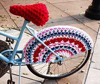 Ravelry: I Heart My Bike Skirt pattern by Ashley Nichole