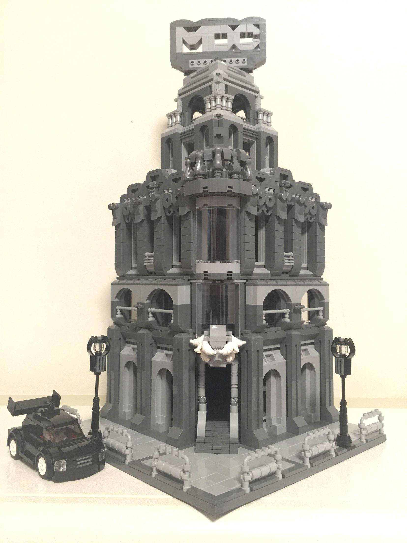 Mdc Building Lego By Mdc Lego Architecture Pinterest Lego