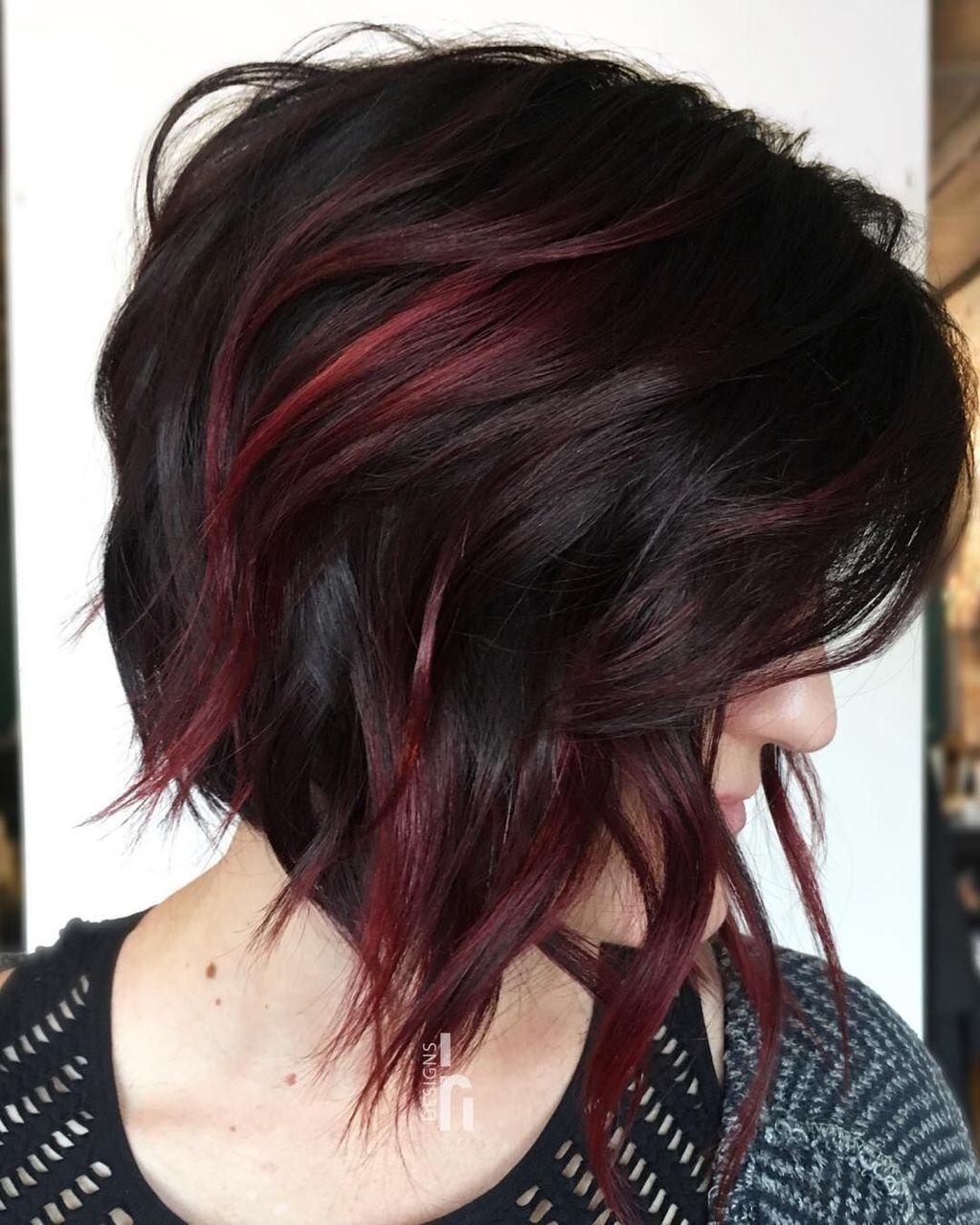 Amazing Pin By Heather Harper On Beauty Red Bob Hair Bob Hairstyles Schematic Wiring Diagrams Amerangerunnerswayorg