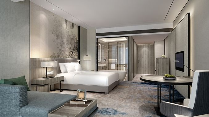Image Result For Hilton Shenzhen Hotel Room Design Luxurious
