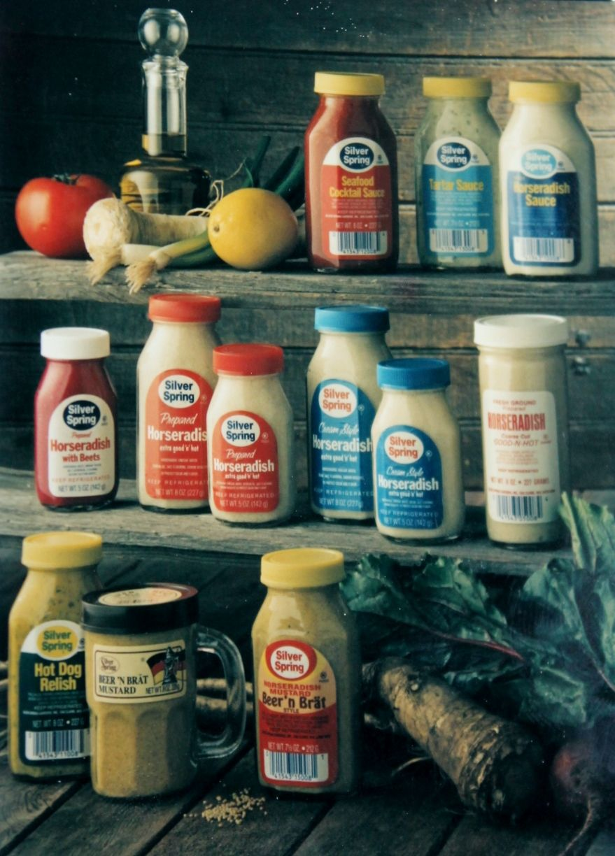 Since 1929, Silver Spring Foods is family-owned and operated - over 90 years and counting - and we're proud to be the world's largest grower and processor of horseradish!