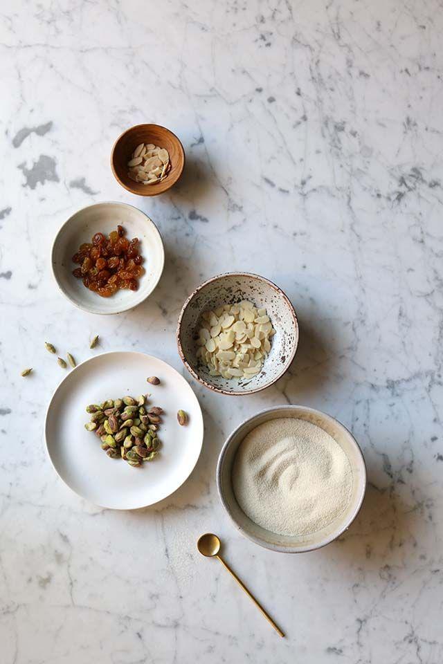 suji halwa tableware plates kitchen on hebbar s kitchen halwa id=22159