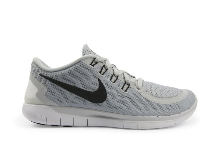 2caff95f9ac9 ... coupon nike mens free 5.0 running shoes pure platinum black wolf grey  3b3fb 4ba55