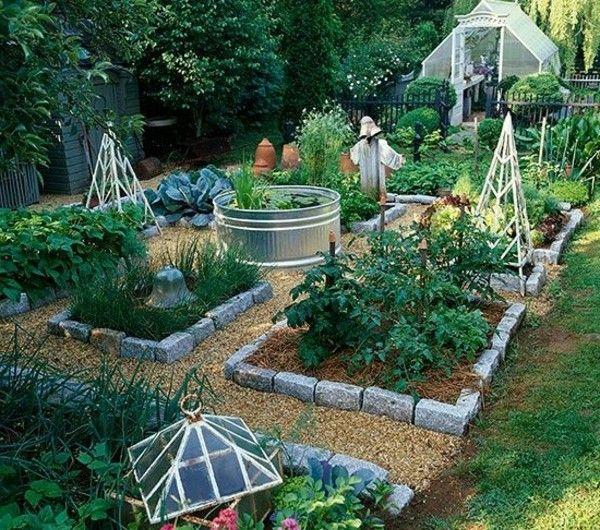 Gemüsebeet planen - Tipps für praktisch orientierte Gärtner ...