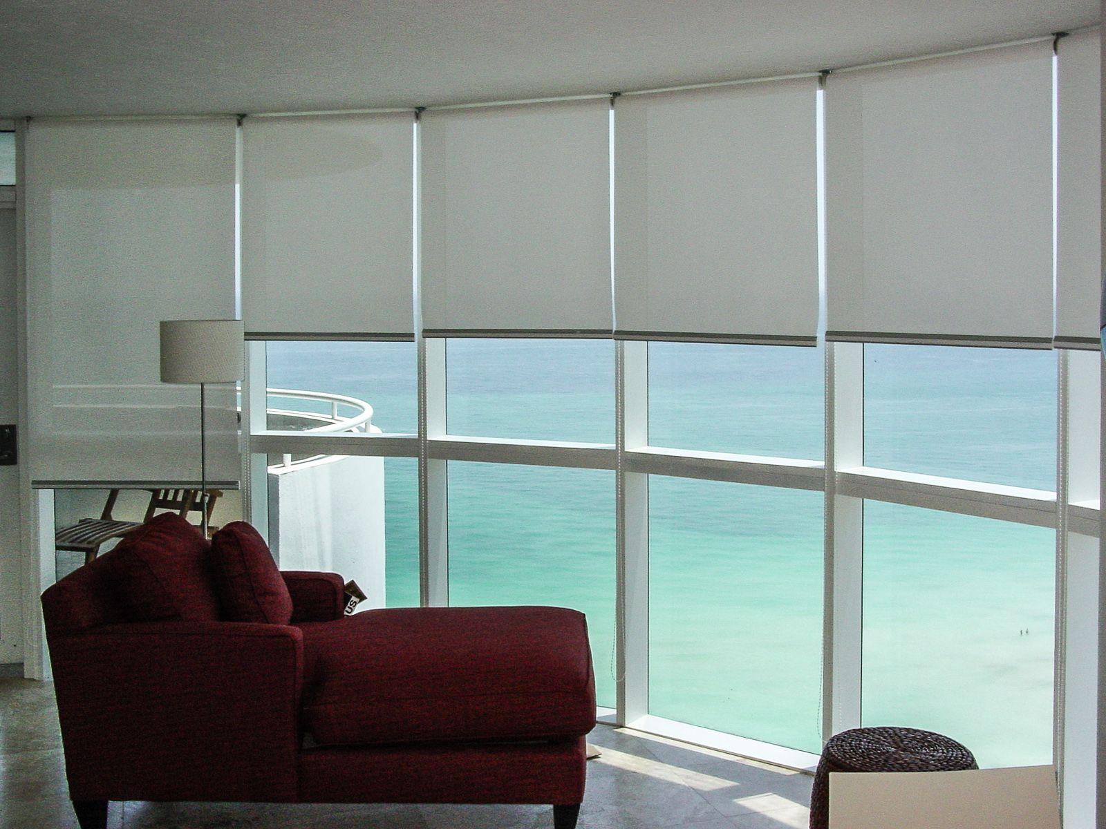 roller blinds cortinas roller decorartehogar www. Black Bedroom Furniture Sets. Home Design Ideas