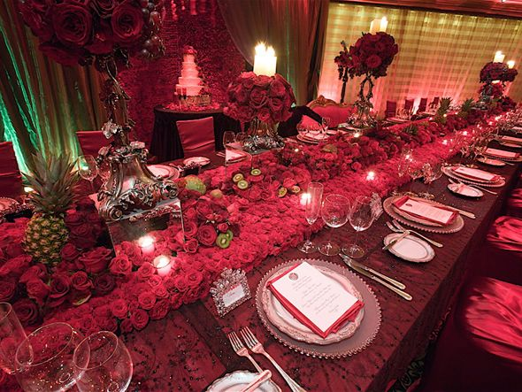 Wedding Reception Ideas For Summer Are Available In Numerous Color Options To Choose Blue Purple Red And Pink Becomes Samples Displayed The Pictures