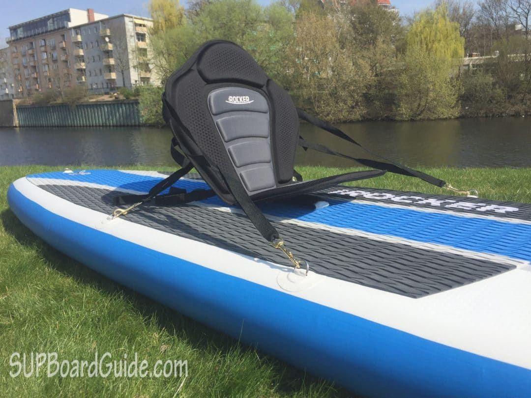 Blackfin Sup Bag Kayak Seats Paddle Boarding Standup Paddle