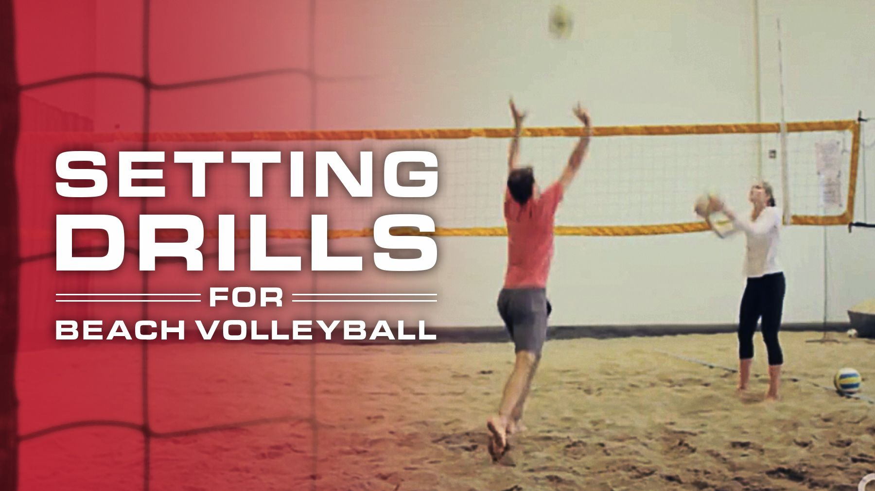 Setting Drills For Beach Volleyball Beach Volleyball Coaching Volleyball Sand Workout