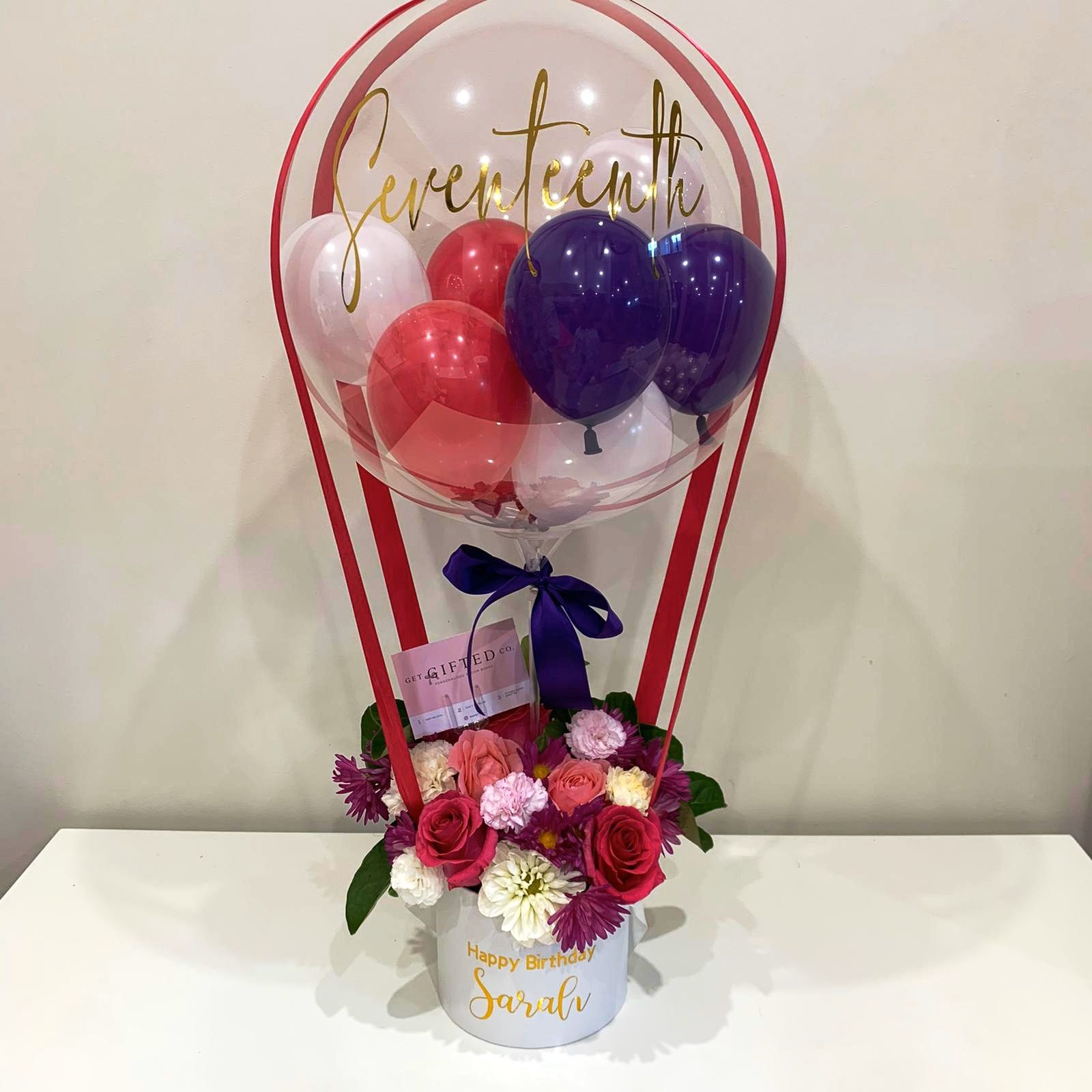We are still crushing over this balloonbloombox for