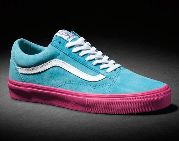 e55ab9a682 golf wang vans x cotton candy