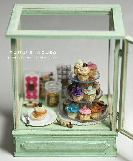 Sofunkylicious La Maison Des Doigts De Fees Aliments Miniatures Fimo Gourmandise Nourriture Miniature