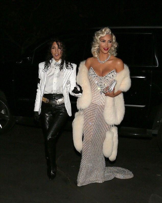 Image result for kim kardashian as marilyn monroe