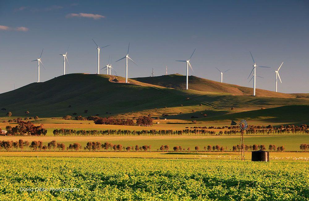 Future power, South Australia -  by David Gibbs