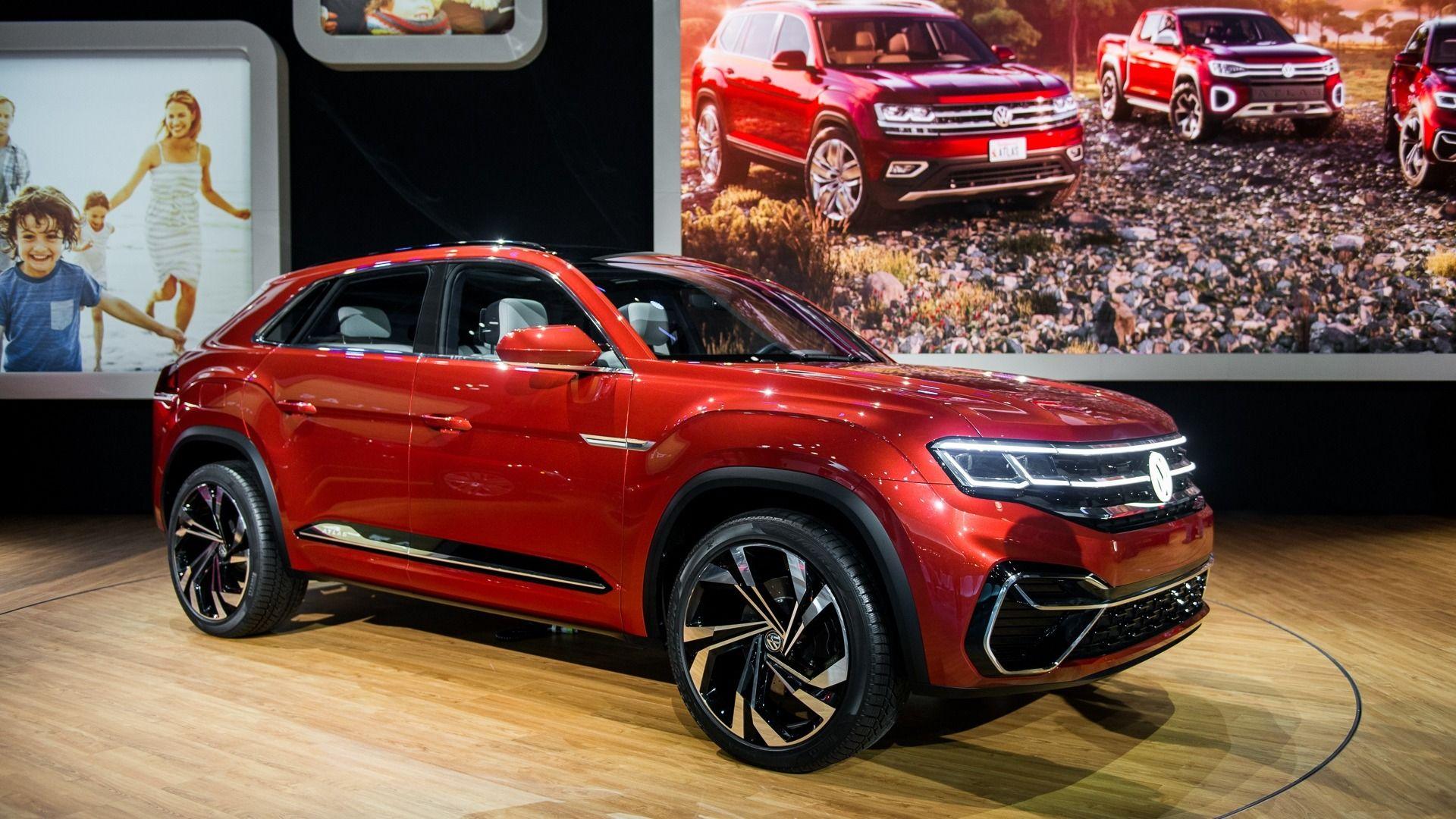 Volkswagen Atlas Cross Sport é anunciado nos EUA e
