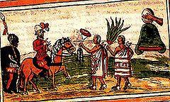 Ecomienda: Een gebied in Amerika waar een Spanjaard de leiding over kreeg.