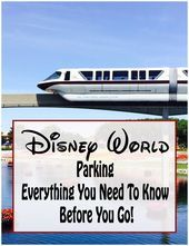 Photo of Everything You Need To Know About Disney World Parking! – Di…
