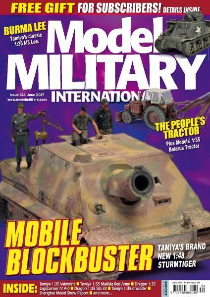 Model Military International - June 2017 Ebooks Pinterest