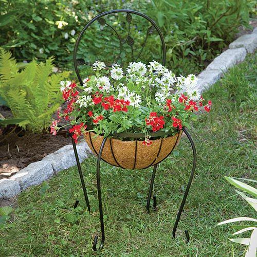 Coco Chair Planter