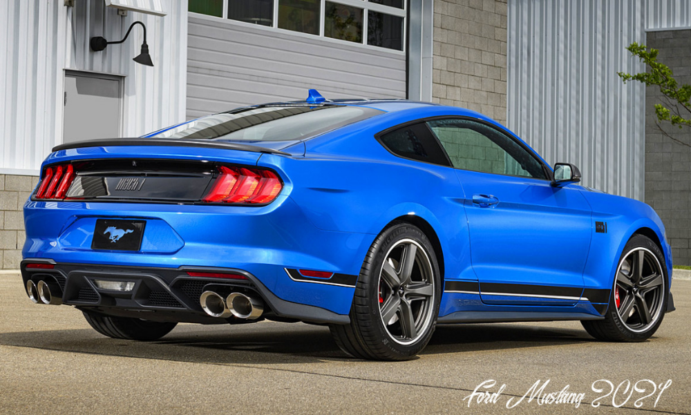 Ford Mustang 2021 Specs And Review