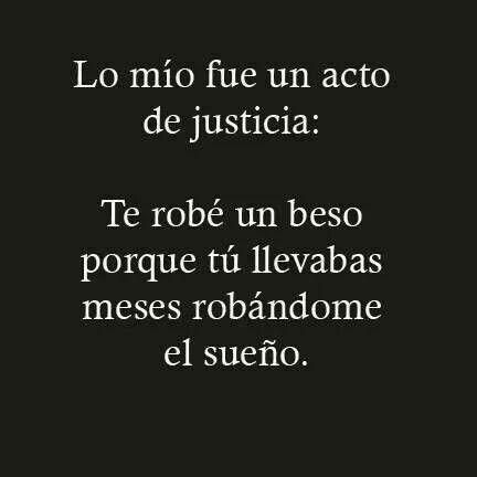 Acto de Justicia!!