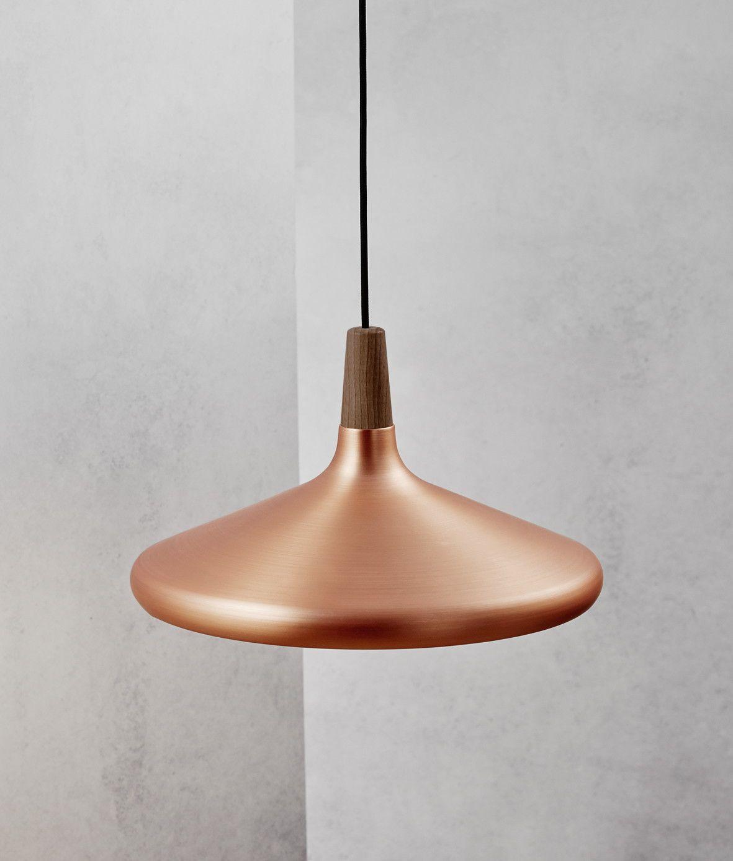 Danish lighting fredrik 39 copper steel pendant light danish danish lighting fredrik 39 copper steel pendant light arubaitofo Choice Image