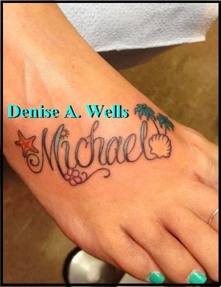 Pin By Jairo Jimenez On Tattoos Foot Tattoo Tattoo Designs Tattoo Name Fonts