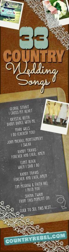 top 10 Songs For Wedding Day | Wedding | Pinterest | Wedding ...