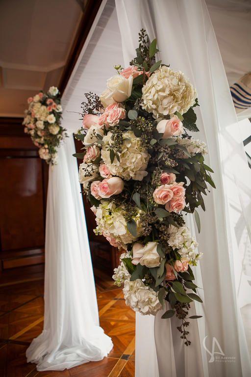 floral arrangement arrangements chuppah visit catering susan