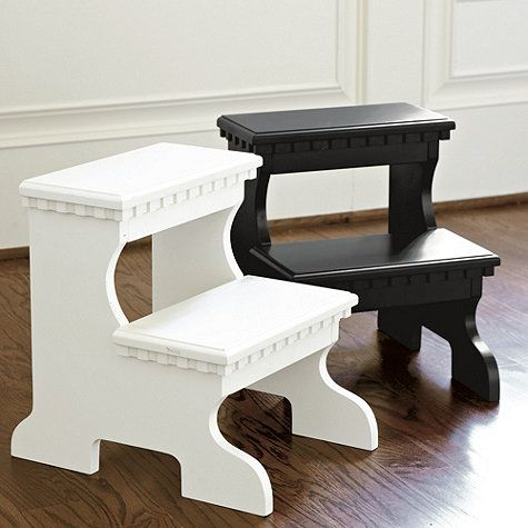 Nice Bailey Step Stools From Ballard Designs 140326 U2013 Great For Our Small Kitchen,  With All