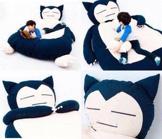 accesorio de casa ropa de cama bolsa de frijoles japón kawaii