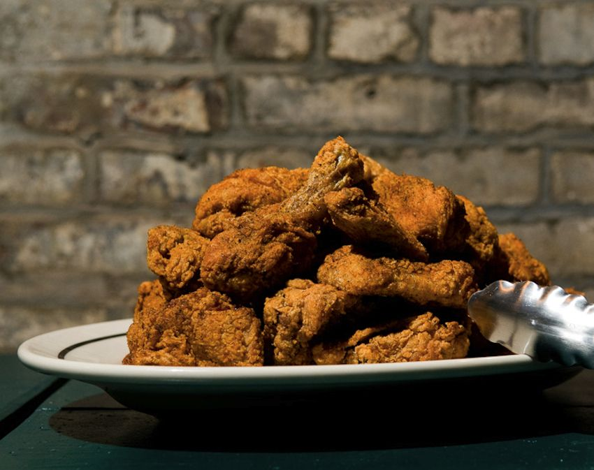 Brooklyn bowls worldfamous fried chicken recipe right