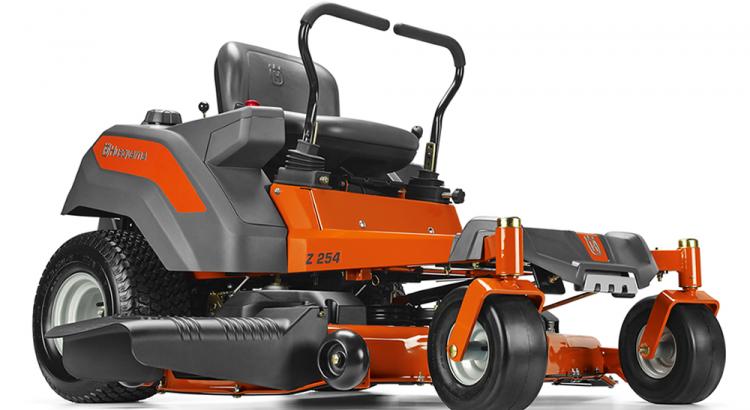Husqvarna Z254 Zero Turn Mower Zero turn lawn mowers