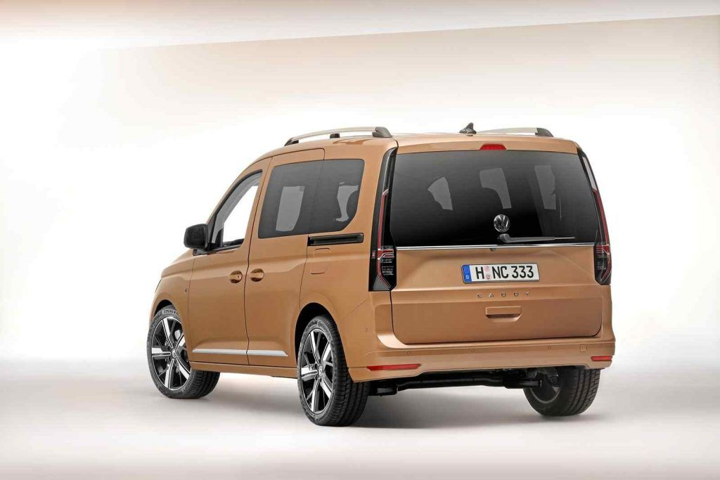 2021 Volkswagen Caddy Tasarimi Ortaya Cikti Otomobilir Com 2020 Volkswagen Otomobil Tasarim