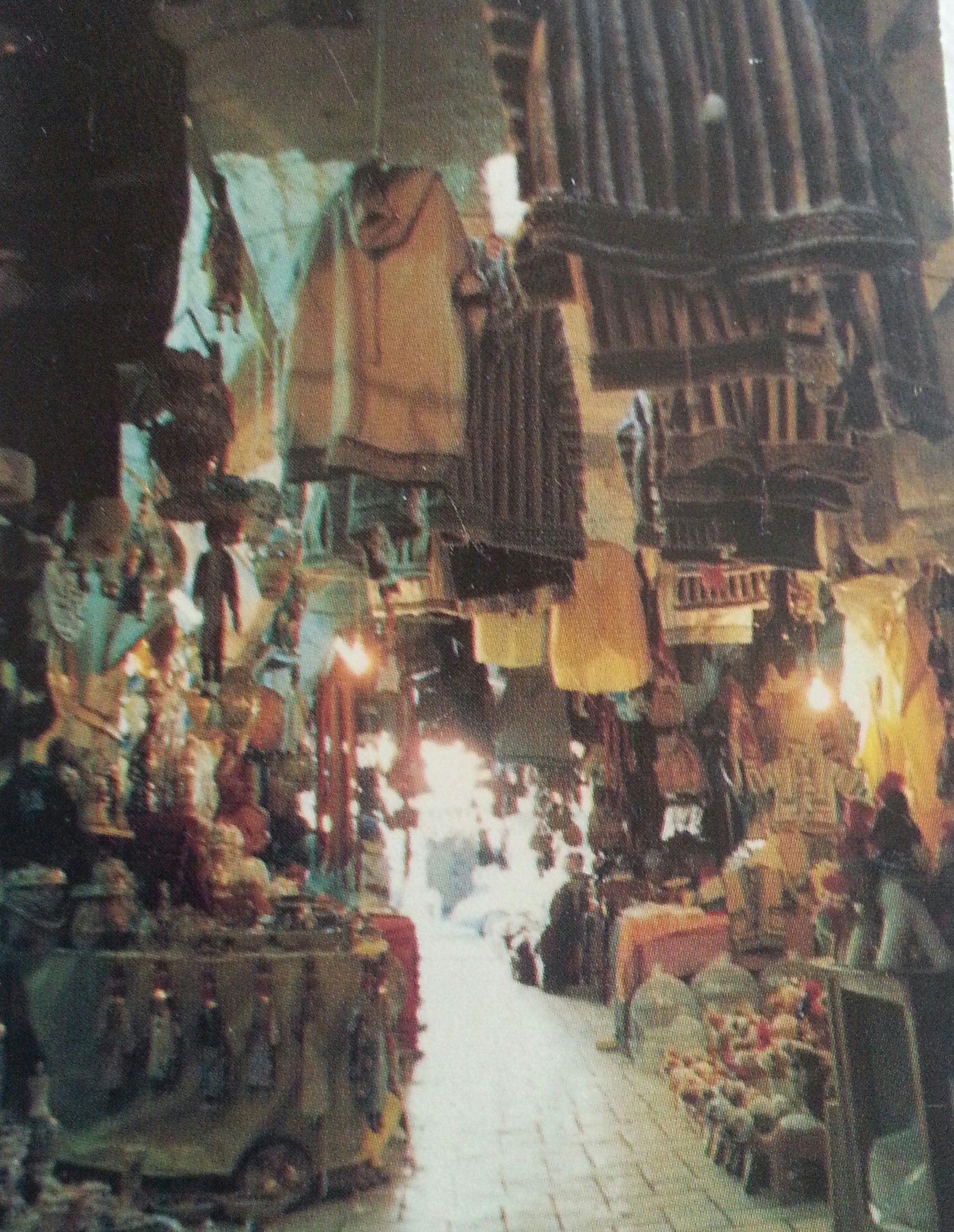 Souk de Nabeuf (Tunisie)