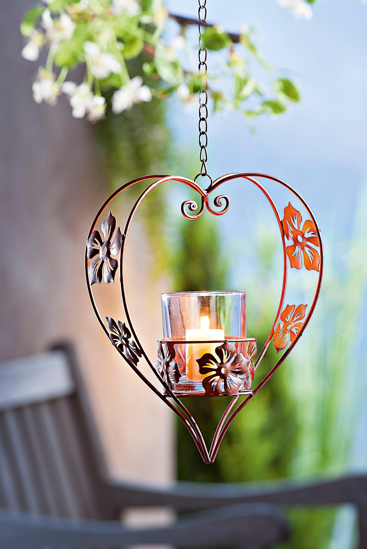 Windlicht Heart Windlicht Kleine Kerzen Licht